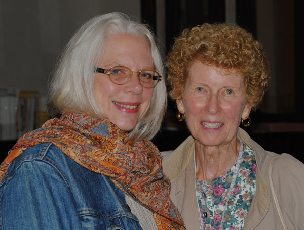 Linda H and Connie A