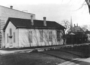 Original MFM Meetinghouse